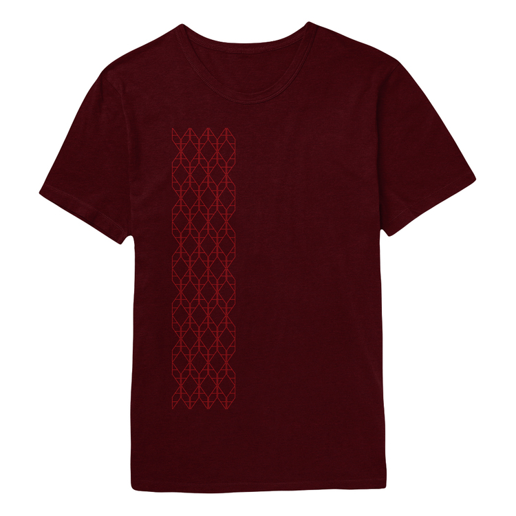 DarkRed_Tshirt_Mock