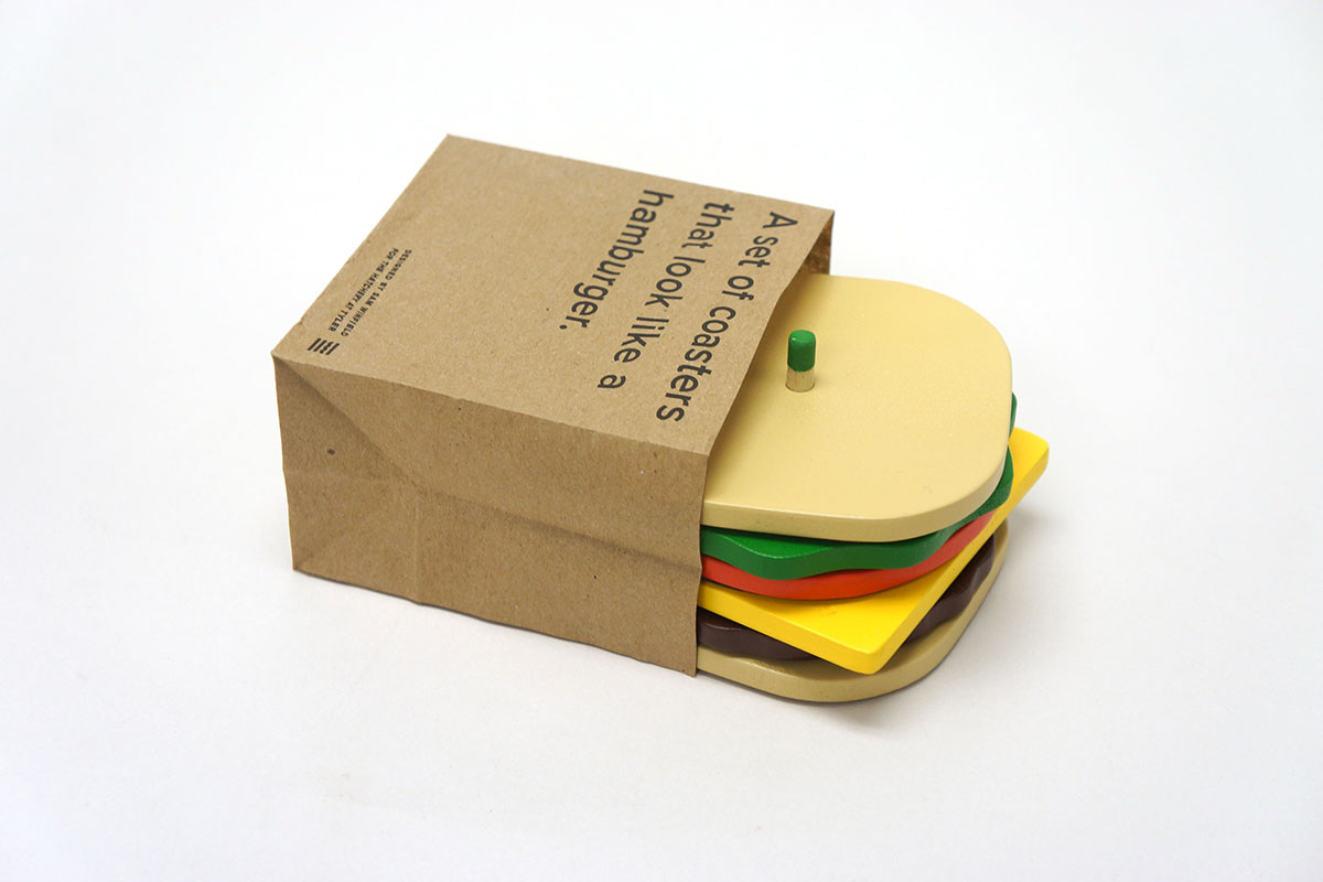 Hamburger Coasters